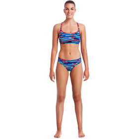 Funkita Sports Parte inferior Mujer, meshed up
